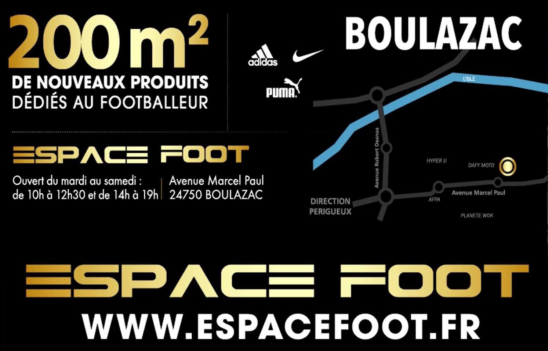 Notre Club Foot BoulazacCherche Partenaire À Un Espace Débarque wukiTOPXZ