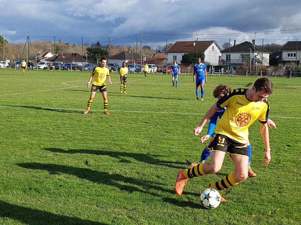 Feytiat 1 - 3 Angoulême, U19 R1 (12)