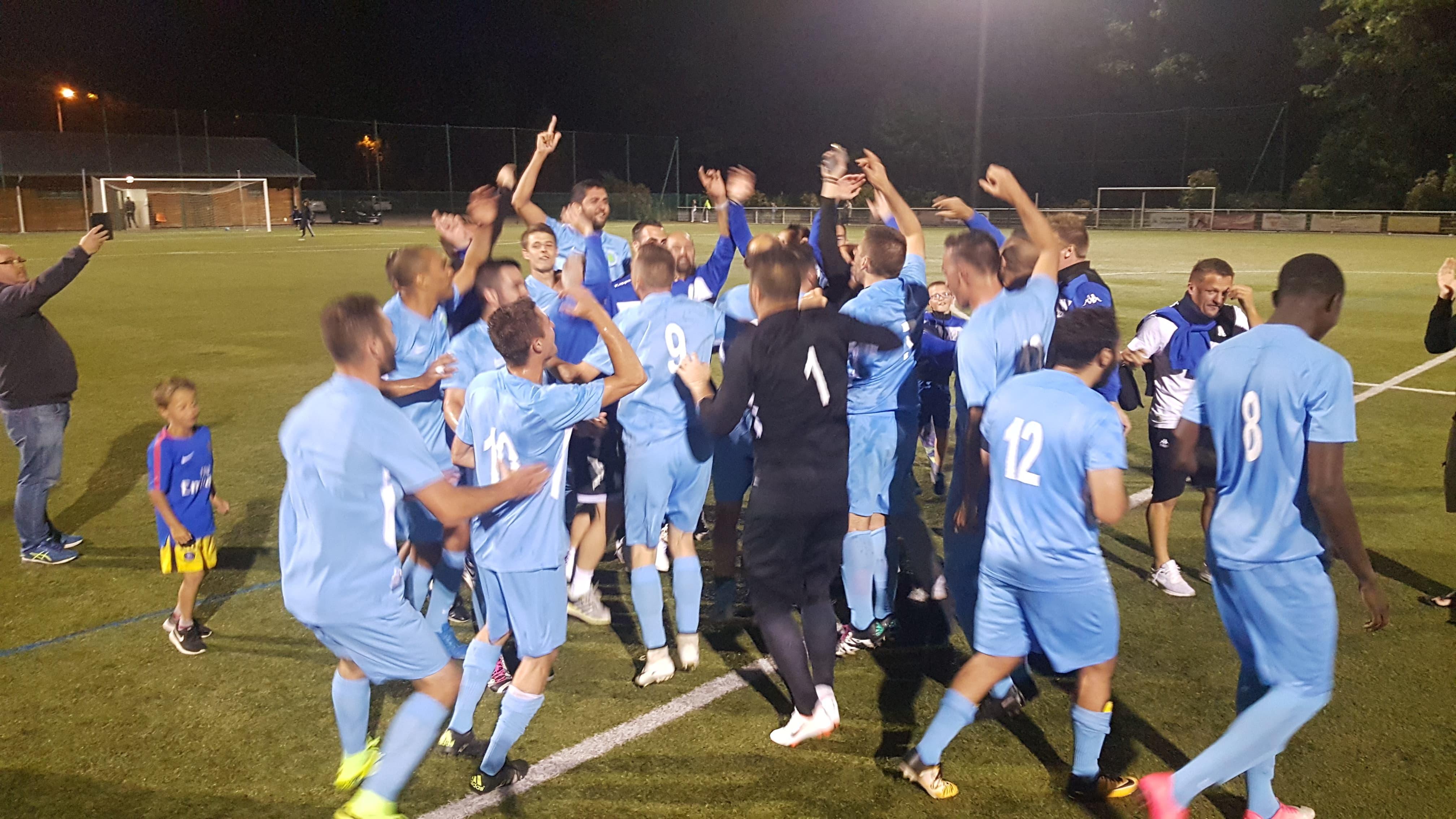 Isle (C) 0 – 1 Verneuil (B), Challenge des Réserves- Finale (24)